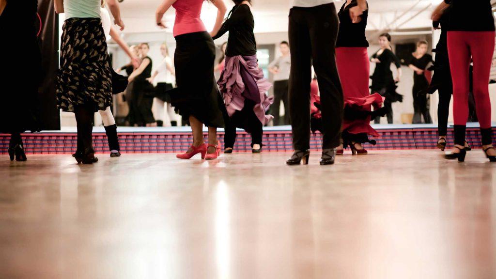 Tanzkurs buchen - Tanzschule - Paartanz