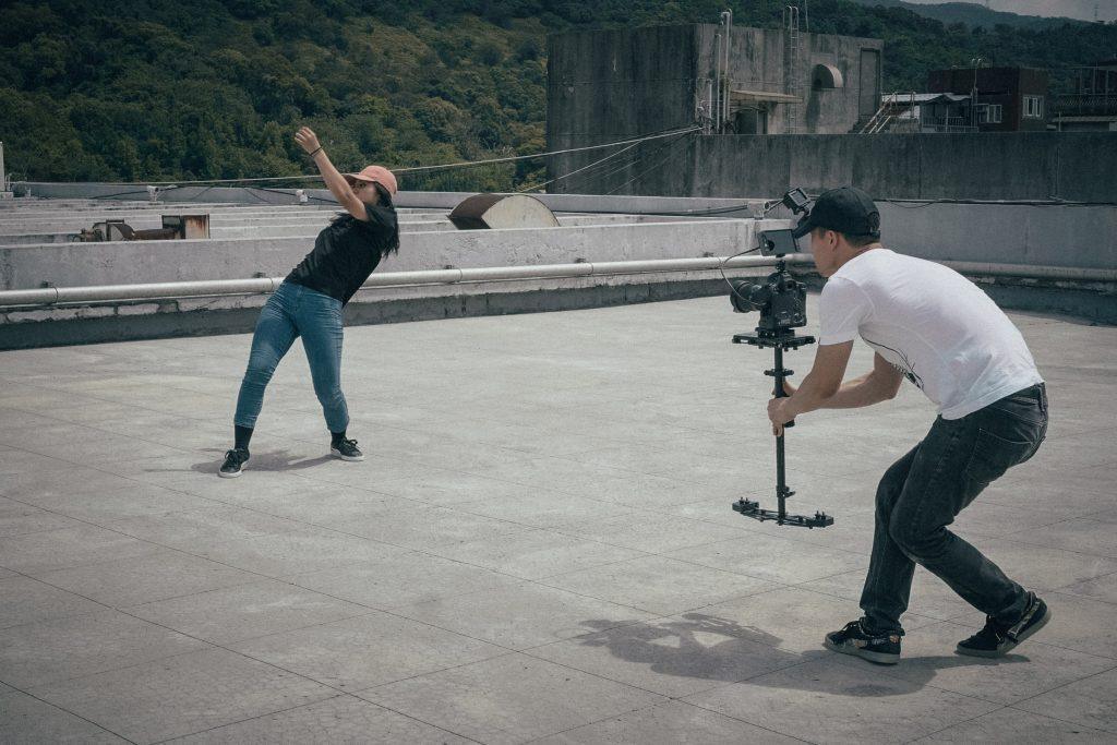 Videodreh Tanzen
