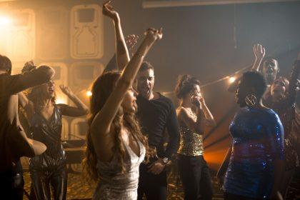 Tanzen im Club