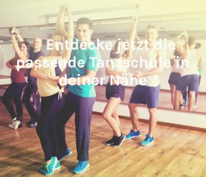 Entdecke die passende Tanzschule